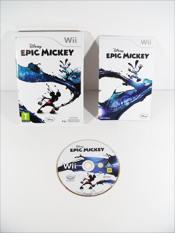 H2o's Collection [Multi] (M.A.J. au 27.11.11) Epicmickey