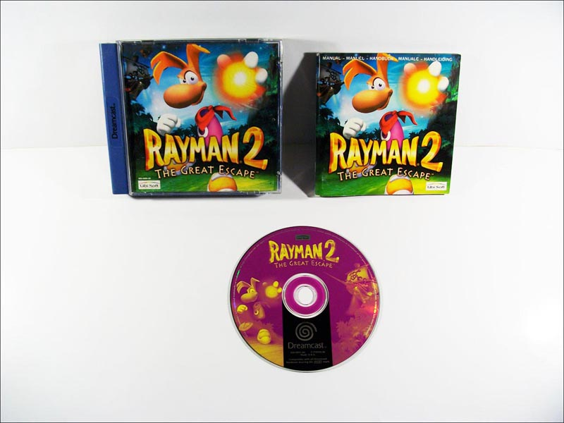 H2o's Collection [Multi] (M.A.J. au 27.11.11) Rayman2thegreatescape