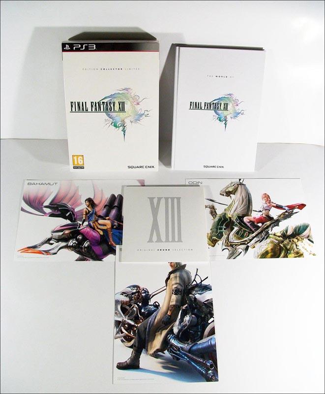 H2o's Collection [Multi] (M.A.J. au 27.11.11) Finalfantasy13collector1
